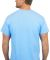 Gildan 5000 G500 Heavy Weight Cotton T-Shirt CAROLINA BLUE