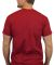 Gildan 5000 G500 Heavy Weight Cotton T-Shirt GARNET