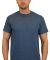 Gildan 5000 G500 Heavy Weight Cotton T-Shirt HEATHER NAVY