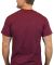 Gildan 5000 G500 Heavy Weight Cotton T-Shirt MAROON