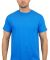 Gildan 5000 G500 Heavy Weight Cotton T-Shirt NEON BLUE
