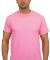 Gildan 5000 G500 Heavy Weight Cotton T-Shirt SAFETY PINK