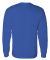 5400 Gildan Adult Heavy Cotton Long-Sleeve T-Shirt ROYAL