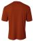 N3142 A4 Adult Cooling Performance Crew TEXAS ORANGE
