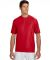 N3142 A4 Adult Cooling Performance Crew SCARLET