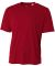 N3142 A4 Adult Cooling Performance Crew CARDINAL