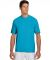 N3142 A4 Adult Cooling Performance Crew ELECTRIC BLUE