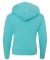 996Y JERZEES® NuBlend™ Youth Hooded Pullover Sw Scuba Blue