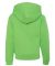 996Y JERZEES® NuBlend™ Youth Hooded Pullover Sw Kiwi