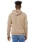 BELLA+CANVAS 3719 Unisex Cotton/Polyester Pullover TAN