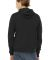 BELLA+CANVAS 3719 Unisex Cotton/Polyester Pullover DTG BLACK