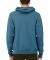 BELLA+CANVAS 3719 Unisex Cotton/Polyester Pullover HTHR DEEP TEAL