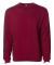 SS3000 - Independent Trading Co. - Crewneck Sweats Maroon