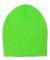 SP08 Sportsman 8 Inch Knit Beanie  Neon Green