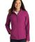 L317 Port Authority® Ladies Core Soft Shell Jacke Very Berry