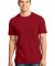 DT6000 District Young Mens Very Important Tee Classic Red
