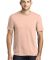 DT6000 District Young Mens Very Important Tee Dusty Peach