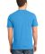 DT6000 District Young Mens Very Important Tee Hthrd Brt Turq