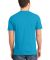 DT6000 District Young Mens Very Important Tee Lt Turquoise