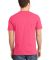 DT6000 District Young Mens Very Important Tee Neon Pink