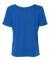 BELLA 8816 Womens Loose T-Shirt TRUE ROYAL