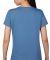 780L Anvil - Ladies' Midweight Short Sleeve T-Shir Royal