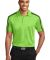 K547 Port Authority® Silk Touch™ Performance Co Lime/SteelGrey