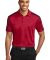 K547 Port Authority® Silk Touch™ Performance Co Red/Black