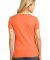 LPC54V Port & Company® Ladies 5.4-oz 100% Cotton  Neon Orange