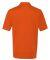 M1809 All Sport Men's Performance Three-Button Pol Sport Orange