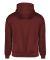 1254 Badger - Hooded Sweatshirt Cardinal