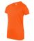 Y1009 All Sport Youth Performance Short-Sleeve T-S Sport Safety Orange