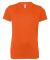 Y1009 All Sport Youth Performance Short-Sleeve T-S Sport Orange