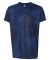 Y1009 All Sport Youth Performance Short-Sleeve T-S Sport Royal Laser Camo