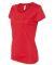 W1009 All Sport Ladies' Performance Short-Sleeve T Sport Scarlet Red