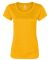 W1009 All Sport Ladies' Performance Short-Sleeve T SPORT ATH GOLD
