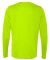 M3009 All Sport Men's Performance Long-Sleeve T-Sh Sport Safety Yellow