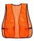 PL-V17-V18 ML Kishigo P-Series Mesh Vest Orange (P)