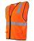1191-1192 ML Kishigo - Economy Six Pocket Mesh Ves Orange
