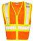 1055-1056 ML Kishigo - Ultra-Cool™ Mesh Contrast Orange