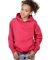 Y2600 Cotton Heritage Tyler Unisex Youth Pullover Hot Pink