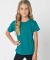 American Apparel TR101W Toddler Triblend Short-Sleeve T-Shirt Tri Evergreen