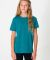 American Apparel TR201W Youth Triblend Short-Sleeve T-Shirt Tri Evergreen