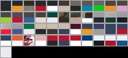 S102 swatch palette