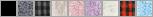 8451 swatch palette