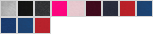 Y2500 swatch palette